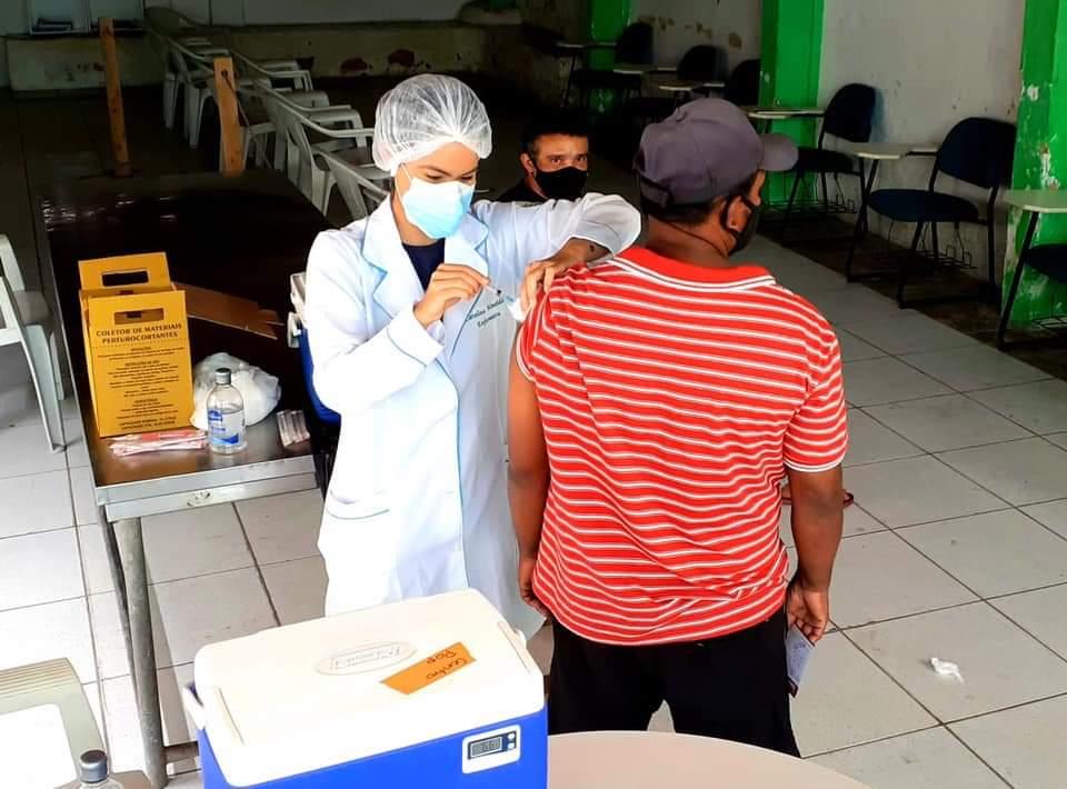 Prefeitura de Fortaleza aplica mais de 3 milhões de doses de vacinas contra Covid-19