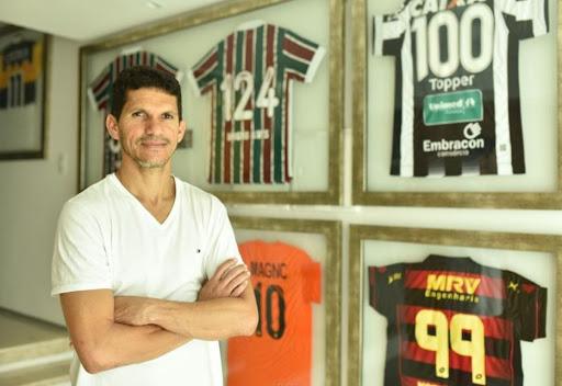 Magno Alves novo jogador do Caucaia Esporte Clube
