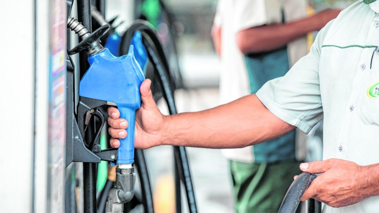Aumento da gasolina passa dos R$ 6 no Ceará