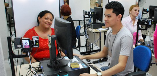 TRE iniciará biometria obrigatória em mais oito municípios cearenses