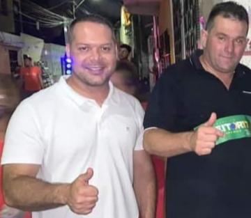 Vereador reeleito do PSL declara voto a José Sarto