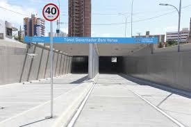 Inaugurado túnel da Avenida Alberto Sá no Papicu