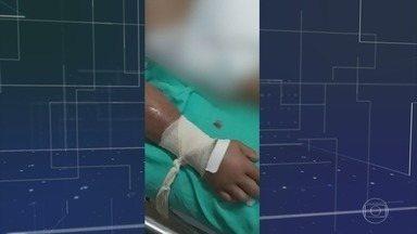 Pessoas com Covid-19 são amarradas a macas por falta de sedativo em hospital público