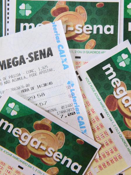 Mega-Sena acumula e prêmio vai para R$ 200 milhões na quinta-feira