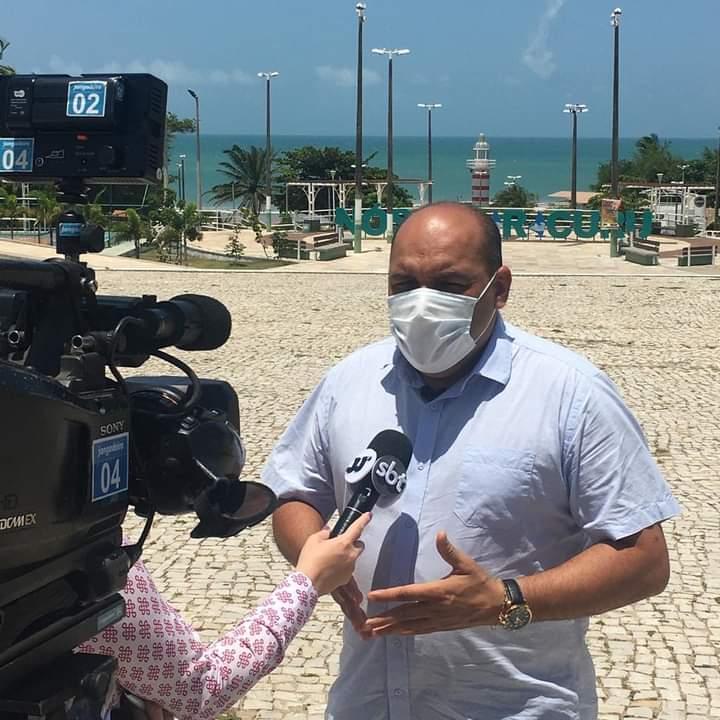 Prefeito de Paracuru anuncia pregão eletrônico para participar de licitação