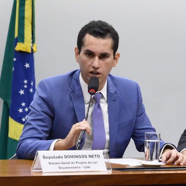 Deputado Domingos Neto propõe usar FAT para pagar salários de trabalhadores que tiverem empregos suspensos