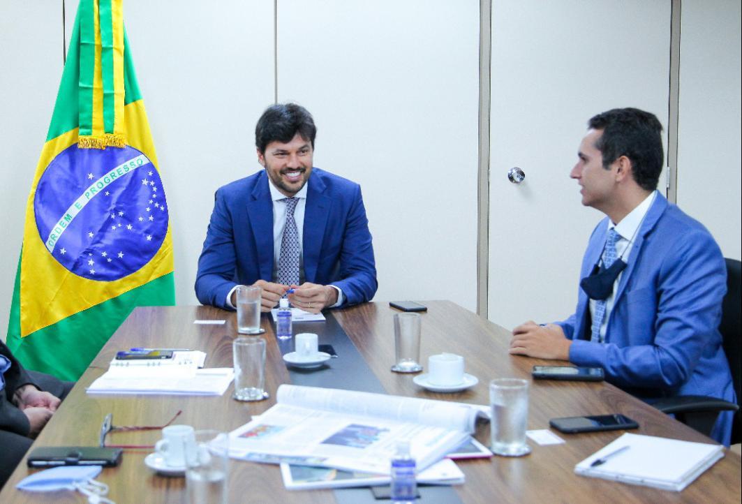 Domingos Neto comunica a vinda do ministro das Comunicações ao Ceará