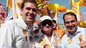 Aquiraz: prefeito Edson Sá agradece os deputados Salmito Filho e Eduardo Bismarck pelo apoio
