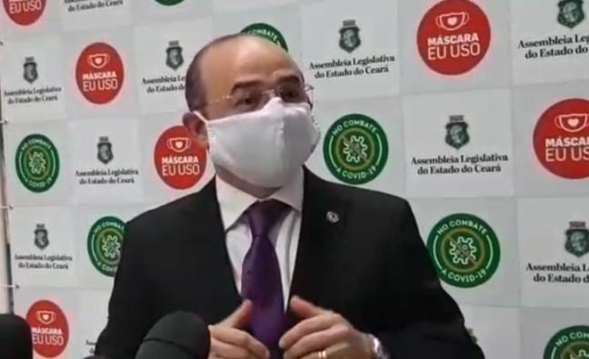 Deputado Sérgio Aguiar destaca novo formato de campanha eleitoral neste ano
