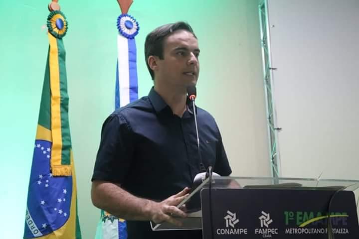 PTC anuncia apoio à pré-candidatura de Capitão Wagner à Prefeitura de Fortaleza neste sábado