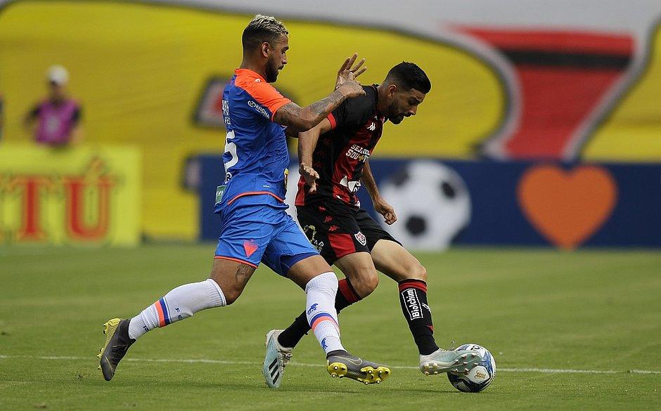 Fortaleza fica apenas no empate em sua estreia na Copa do Nordeste