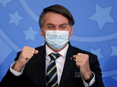 Bolsonaro nega volta do auxílio emergencial
