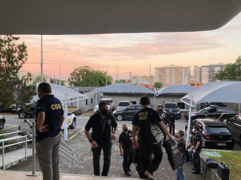 Polícia Federal investiga compra de respiradores superfaturados em Fortaleza