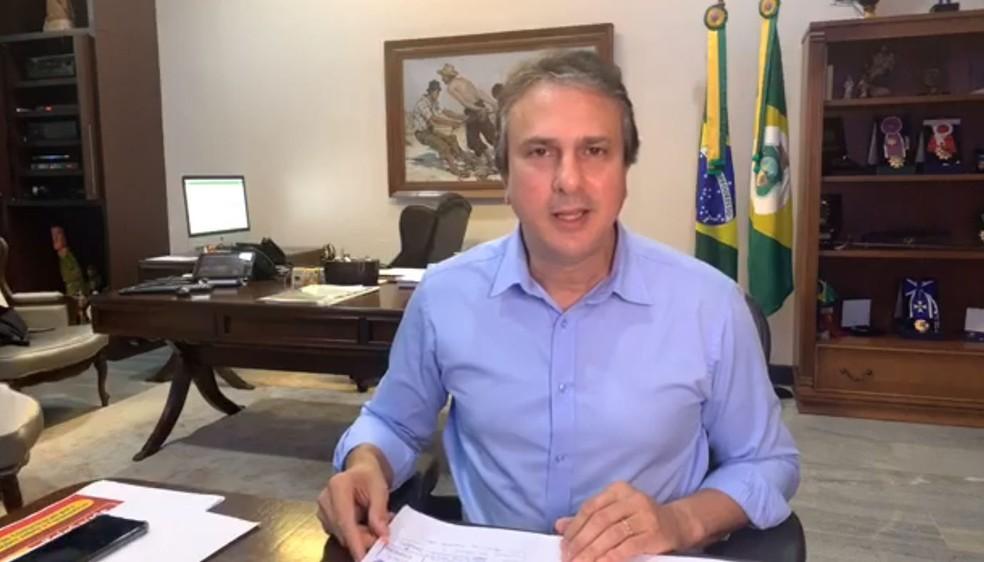 Governo do Ceará  amplia leitos de UTI no interior para pacientes com Covid-19