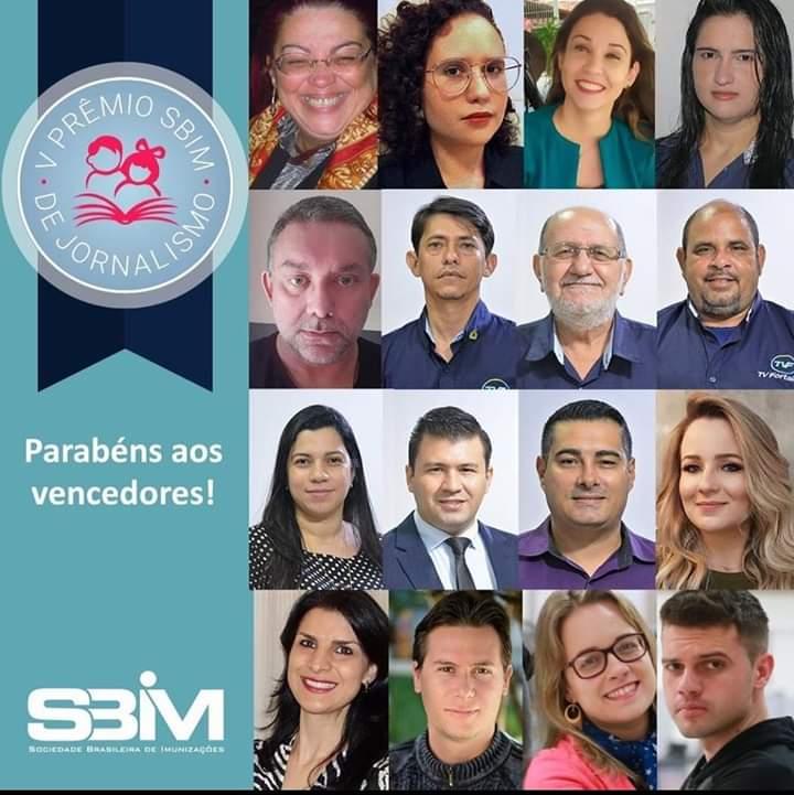 Profissionais da TV Fortaleza conquistam prêmio nacional de Jornalismo