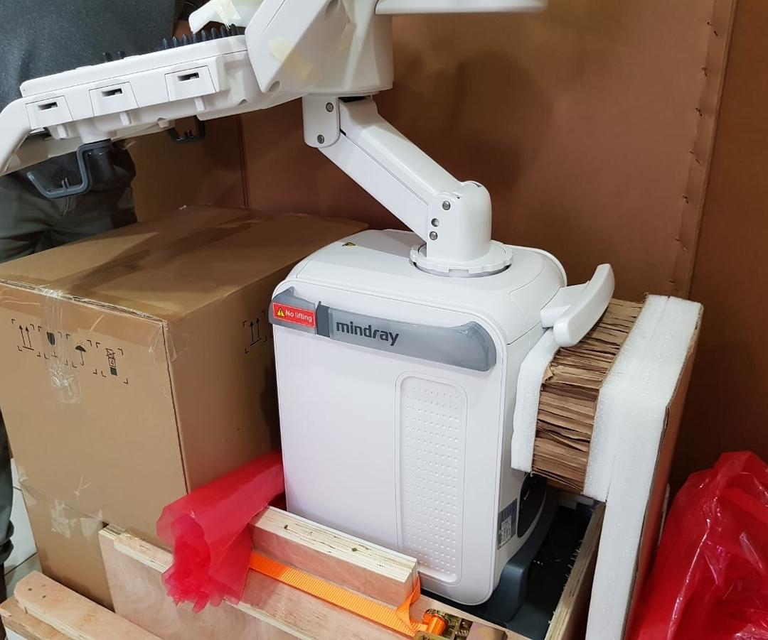 Hospital de Parambu passa a contar com moderno aparelho de ultrassonografia, confira