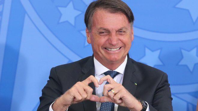 Bolsonaro vem ao Ceará para um almoço com o prefeito de Maracanaú nesta quinta-feira