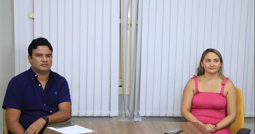 Pacatuba: vice-prefeito Rafael Marques participa da posse do Conselho Municipal de Direitos do Idoso