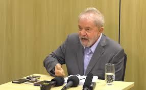 Lula chora em entrevista quando lembra do neto – veja o vídeo
