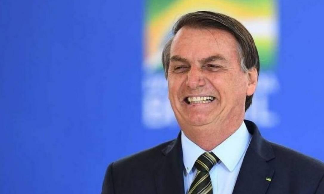 Bolsonaro tem avaliação  de 41,2% de ótimo ou bom em pesquisa