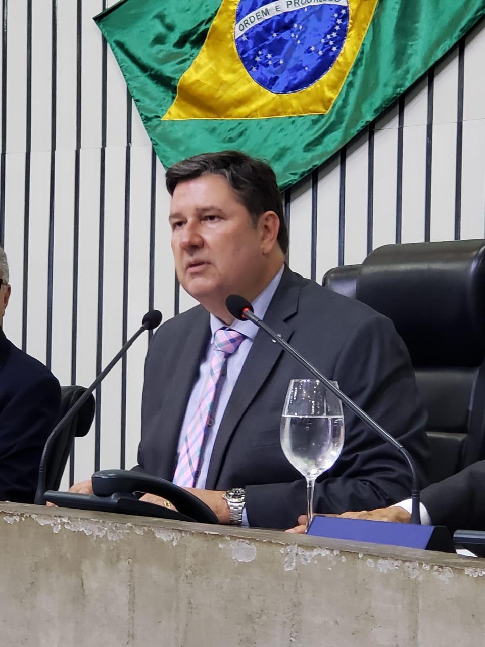 Deputado Romeu Aldigueri propõe programa de tratamento de créditos tributários e outras medidas para reduzir impacto econômico