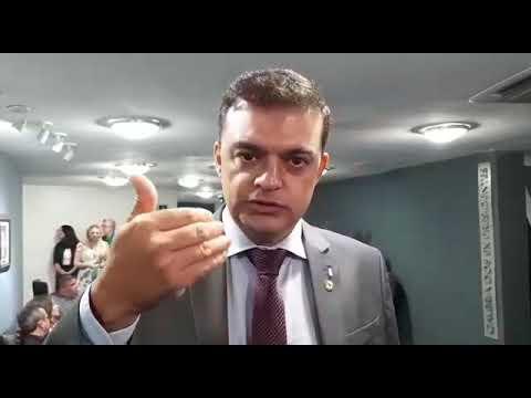 """"""" Eu torço para que o governo de Jair Bolsonaro tenha êxito"""", disse o deputado Fernando Santana do PT"""