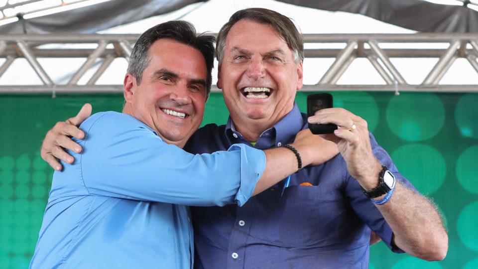 Senador Ciro Nogueira aceita convite de Bolsonaro para Casa Civil