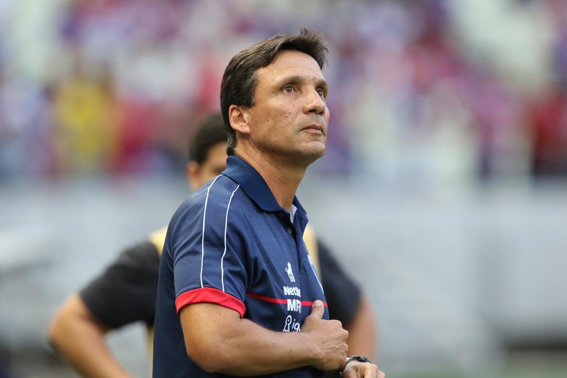 Zé Ricardo é demitido do Fortaleza