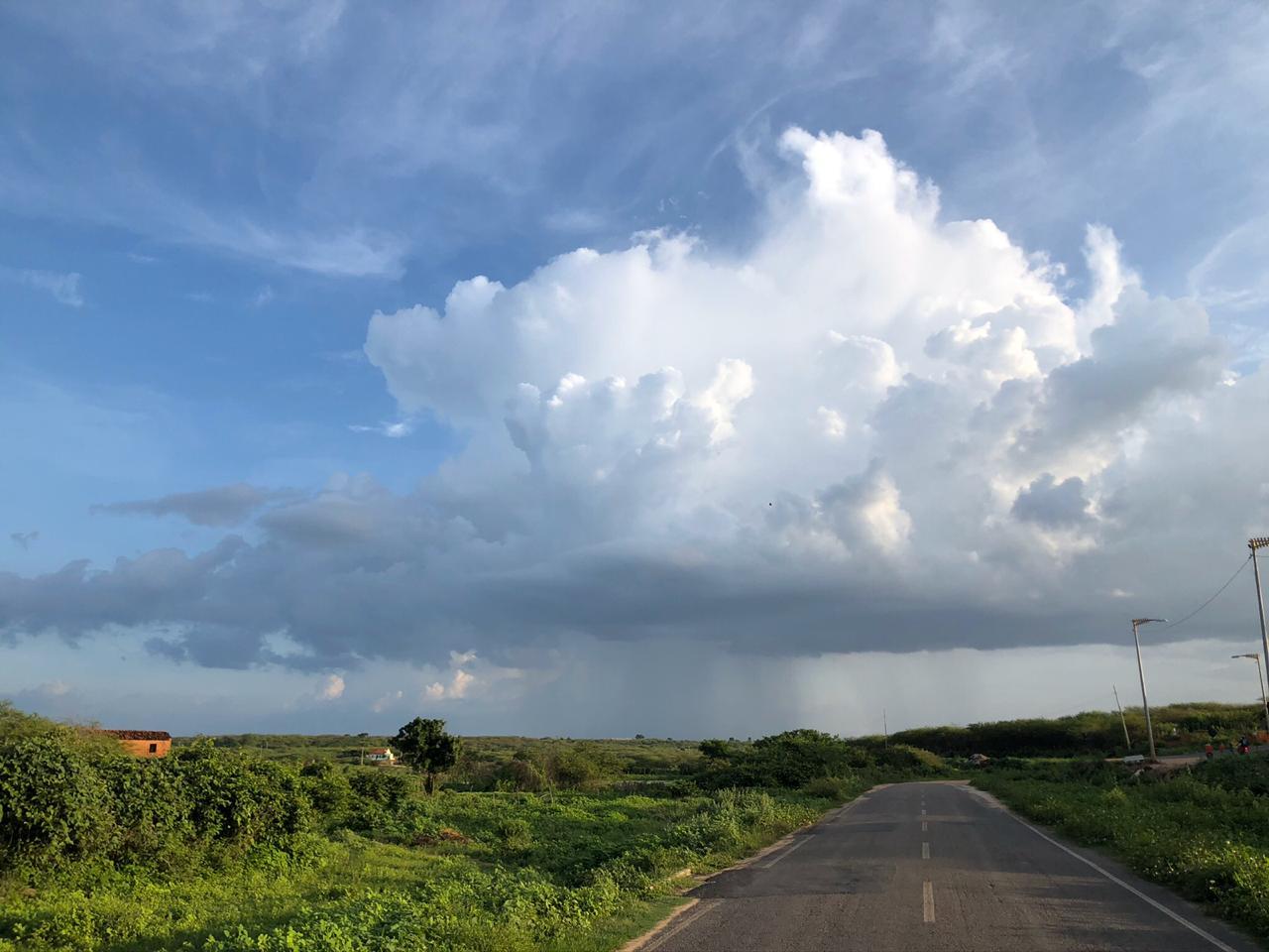 Funceme divulga prognóstico de chuvas para trimestre de março a maio, confira