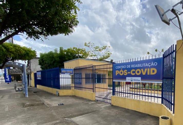 Prefeitura de Maracanaú inaugura Centro de Reabilitação Pós-Covid