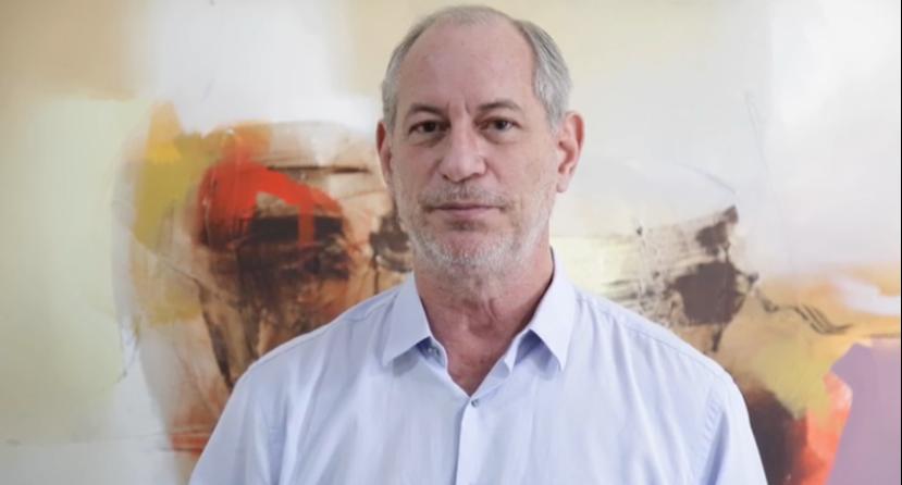 Ciro Gomes esquece divergências com PT e declara apoio Elmano de Freitas à Prefeitura de Caucaia