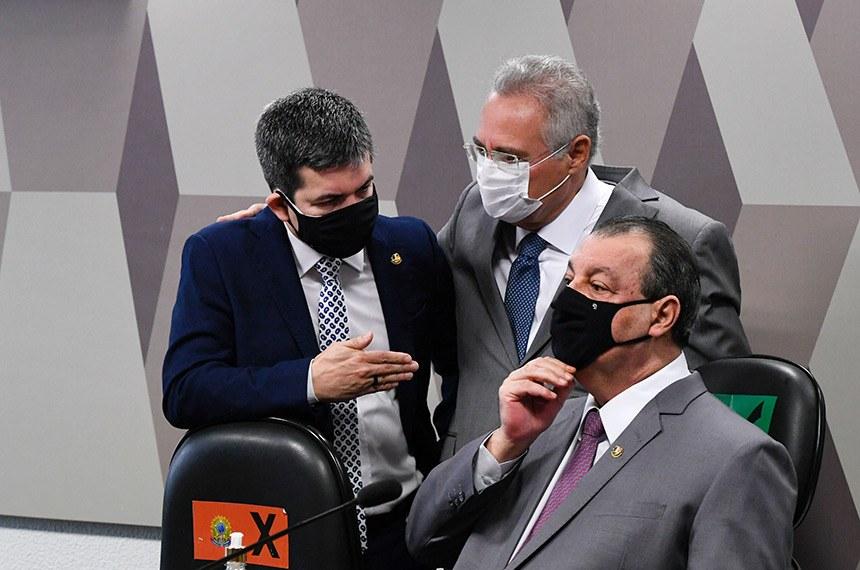 CPI da Covid convoca ministro e ex-ministros da Saúde de Bolsonaro