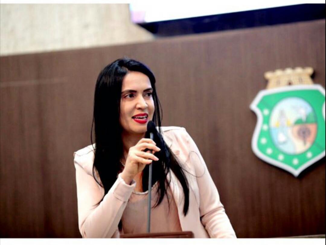 Deputada Aderlânia Noronha solicita distribuição emergencial de EPIs para municípios cearenses