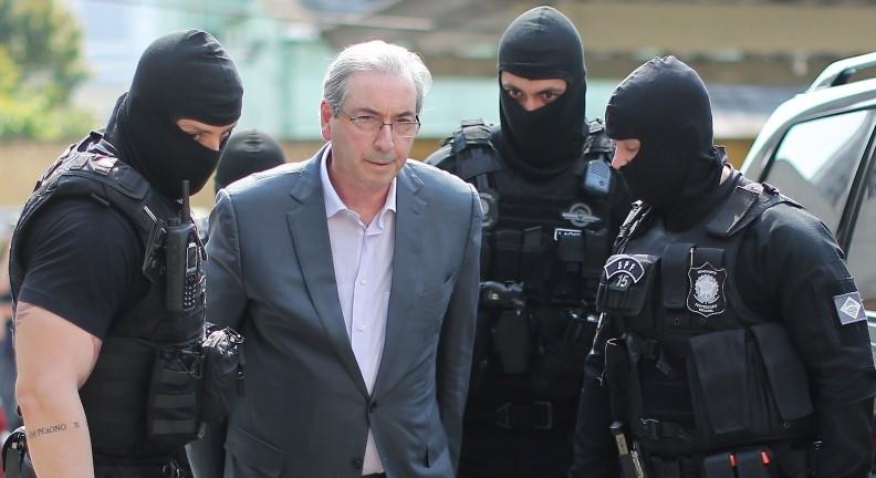 Eduardo Cunha será transferido para presídio no Rio de Janeiro