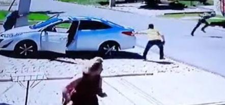Homem é preso por matar ladrão depois de ser assaltado - veja vídeo