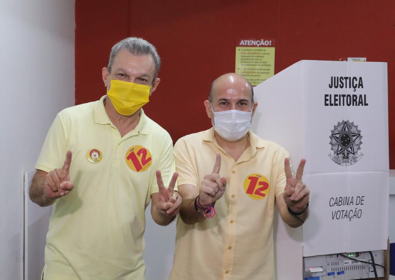 Prefeito Roberto Cláudio avalia campanha de Sarto como limpa e propositiva