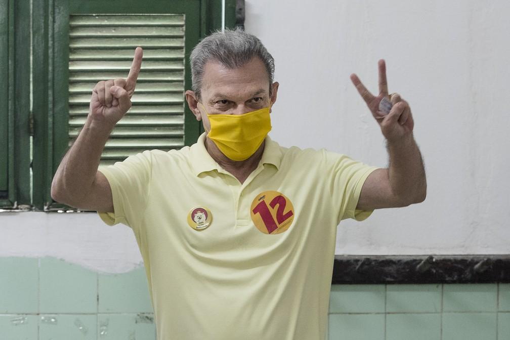 José Sarto eleito prefeito de Fortaleza