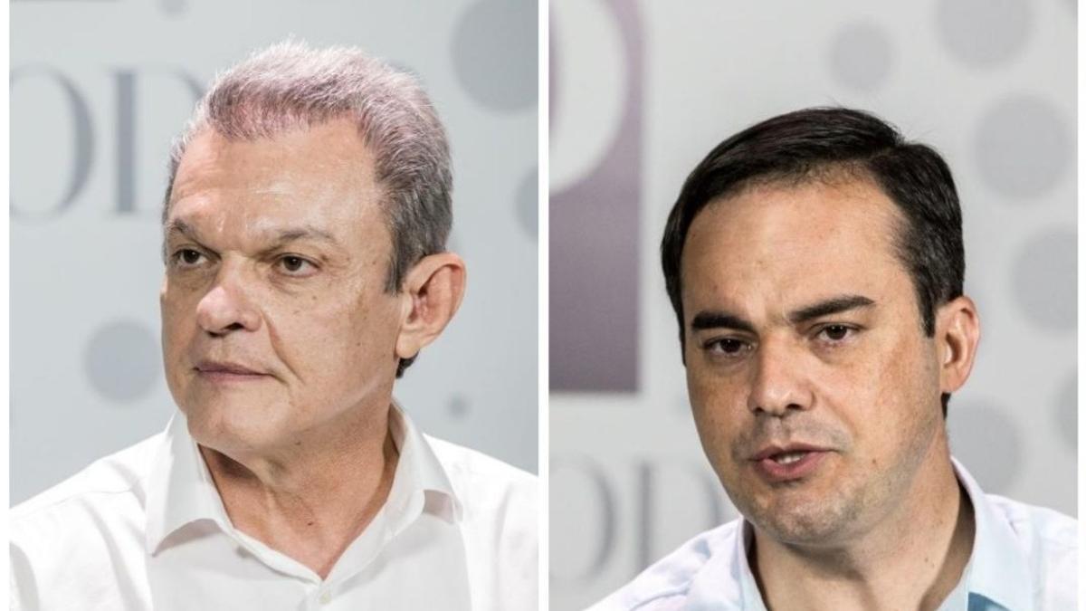 Agenda dos candidatos José Sarto e Capitão Wagner neste domingo