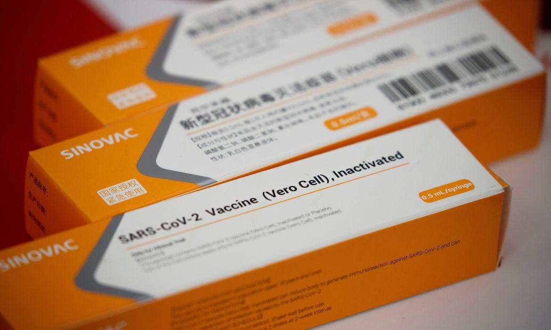 Confirmado compra de mais 54 milhões de doses da CoronaVac