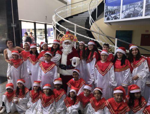 Ceará Natal de Luz acontece nesta segunda-feira com espetáculo musical no Cineteatro São Luiz em Fortaleza