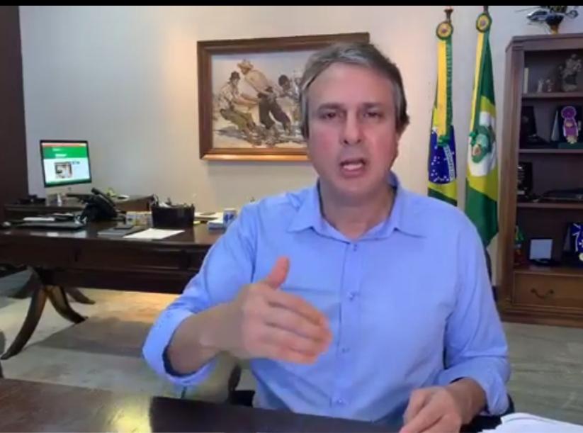 Camilo anuncia pacote de medidas econômicas para auxílio a empresas e manutenção de empregos