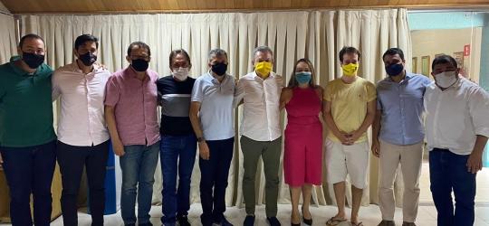 Vereadores eleitos do PDT declaram apoio a Antônio Henrique para presidência  da Câmara