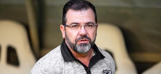 Enderson Moreira ê  novo técnico do Ceará