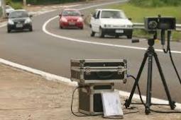 Liberado radares móveis nas rodovias