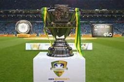 Veja todos os confrontos da primeira fase da Copa do Brasil 2020