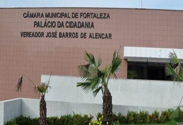 Câmara de Fortaleza realiza sessões remotas até 18 de abril