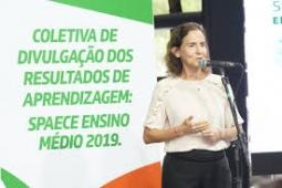 Spaece 2019 tem melhor índice de aprendizado no Ceará