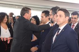 Deputado Domingos Neto é agraciado com a Medalha do Mérito Mauá