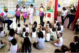 Prefeitura de Nova Russas realiza programação para mês das crianças