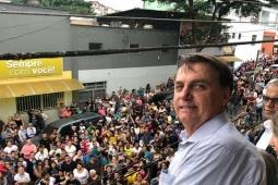 Bolsonaro fala da possibilidade de ir para reeleição em 2022